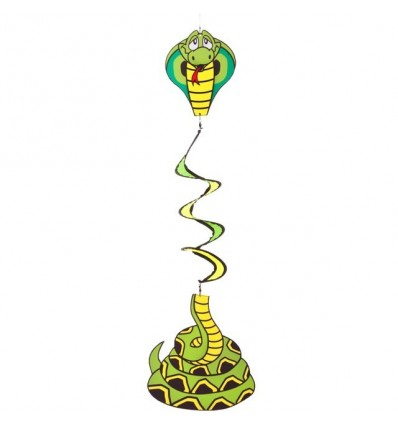 Swinging Twist Snake.