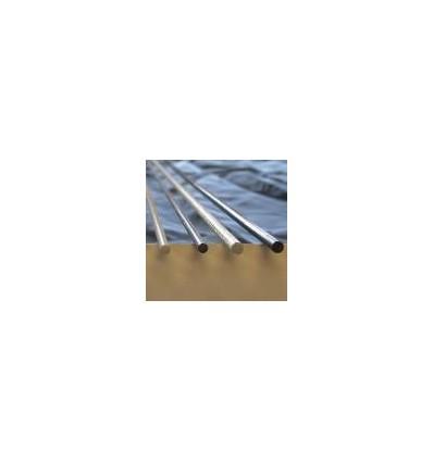 Massiv Kulfiberstang, Ø 1,2 mm SORT