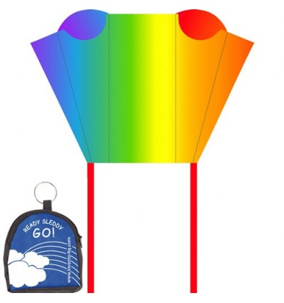 Pocket Sled, Rainbow