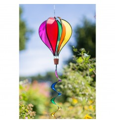 Hot Air Ballon, Rainbow
